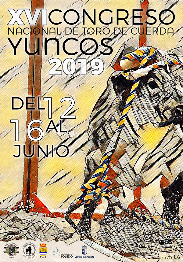 Cartel Congres Yuncos 2019