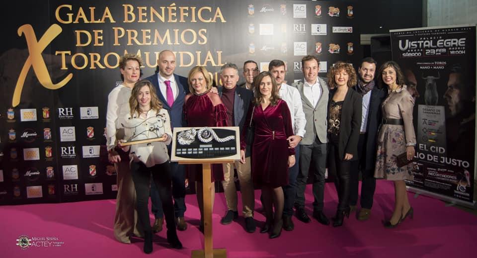 Premio al Toro Enmaromado de Yuncos