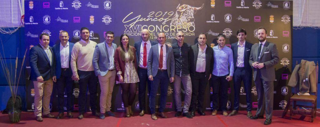 Gala de la Federación Española de Toro con Cuerda