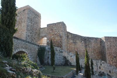 Muralla y Arco Bezudo Cuenca