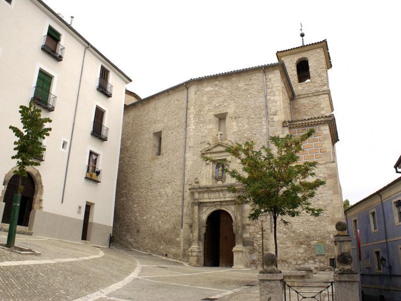 Iglesia San Andrés Cuenca