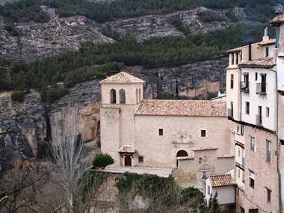 Iglesia San Miguel Cuenca