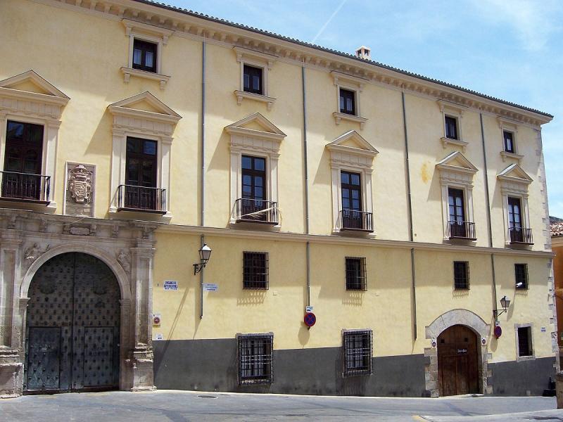 Palacio Episcopal Cuenca