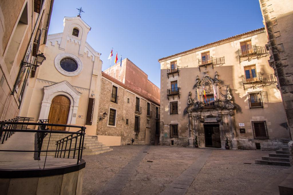 Seminario Conciliar San Julian Cuenca