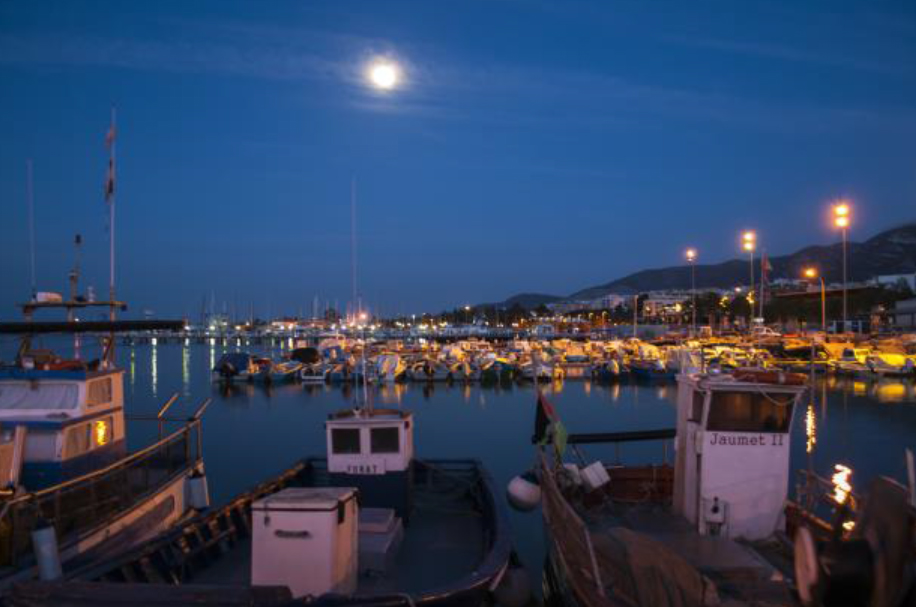 Puerto Sant Carles de la Rapita