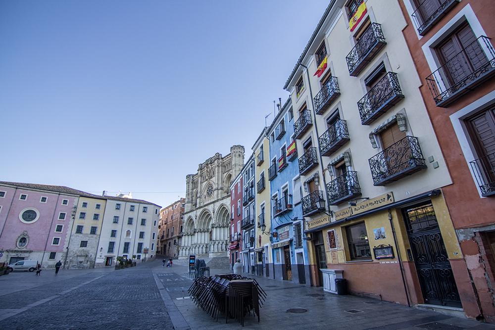 Productos de Cuenca en la Megacesta